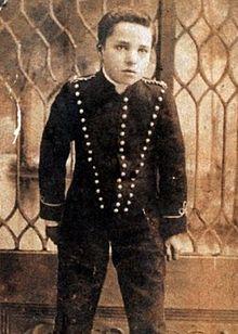 Чаплин в пиесата за Шерлок Холмс